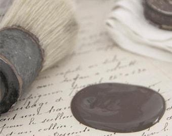 Vintage Paint - chalk paint - 100ml pot - Chocolate brown