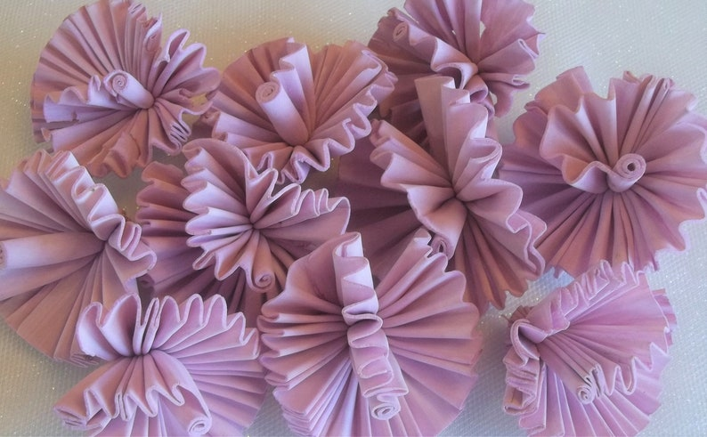 Sola Wood Firefly Set of 10  Sola Wood Flowers   2 size  Lavender Sachet  Painted  Wedding Flowers  Home Decor  Bouquet  Crafts