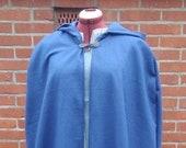 Medieval woolen cloak...
