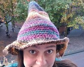 Autumn witchy hat
