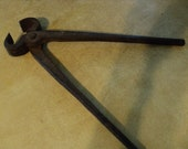 Antique Farm Wire Nippers