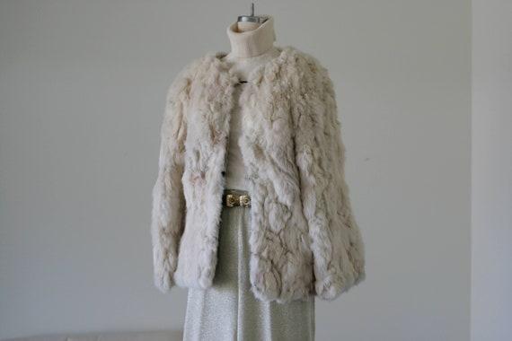 Vintage Joseph Magnin Fur Coat/Jacket/60's 70's