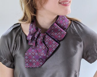Women's Ascot - Tie Scarf - Business Fashion - Unique Scarf