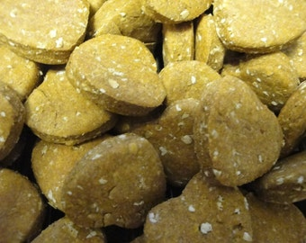 Pumpkin Hearts-Home Baked All Natural Gourmet Treats
