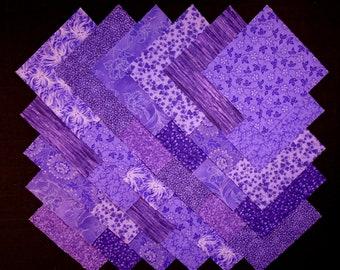 Purple Quilt Etsy