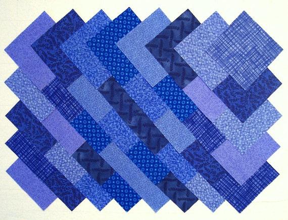 """PASTEL BLENDERS 5/"""" Squares ~ 100/% Cotton Prewashed ~ Quilt Fabric Blocks #154D"""