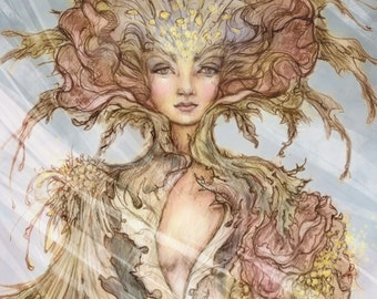 Faerie Queen by Renae Taylor
