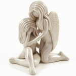 Loss of Mother, Wife, Daughter, Sister or other loved one memorial sculpture -made to order