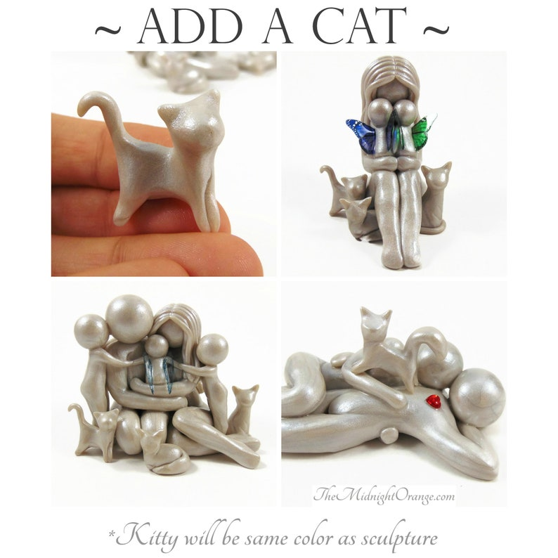 Add a Cat to your sculpture from The Midnight Orange image 0