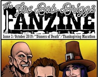 Joe Bob Briggs Fanzine #3 PDF