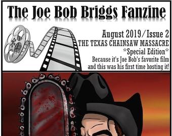 Joe Bob Briggs Fanzine #2 PDF