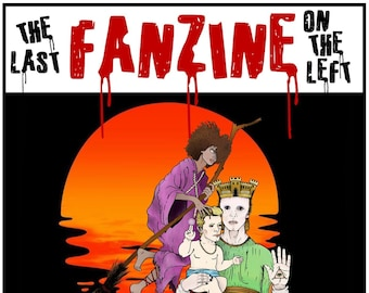 Last Fanzine on the Left #3 PRINT