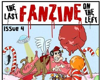 Last Fanzine on the Left #4 PRINT