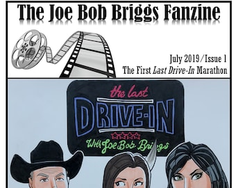 Joe Bob Briggs Fanzine #1 PDF