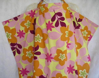 SUNSET CITY BLOOMS - Nursing Cover w/ pocket - Several CHIC and STYLISH - READY TO SHIP