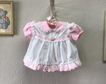 5908d1d9b823 Vintage easter dress