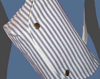 INSTANT DOWNLOAD Large Hipster Travel Bag Sewing Pattern TUTORIAL Waist Bag, Cross Body, Hip Bag, or Shoulder Bag. Conceal Carry Bag Pattern