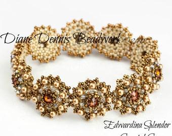 Digital Instructions for the Edwardian Splendor Bracelet