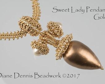The Sweet Lady Pendant Kit