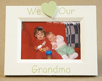 picture frame for grandma