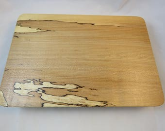 Quartersawn Spalted Maple Lazy Susan- made in Maine- mothers day-fathers day-gifts