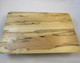 Spalted Lazy Susan- made in Maine- mothers day-fathers day-gifts