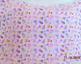 Princesses Pillowcase