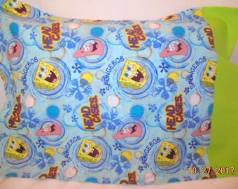 Sponge Bob Pillowcase