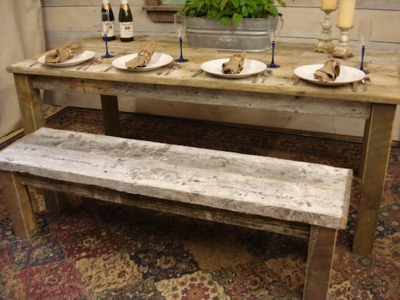 Brilliant Bench Rustic Bench Reclaimed Bench Driftwood Bench Dining Bench 70 X 15 X 17 23H Farmhouse Bench Dining Bench Bench Reclaimed Bench Alphanode Cool Chair Designs And Ideas Alphanodeonline