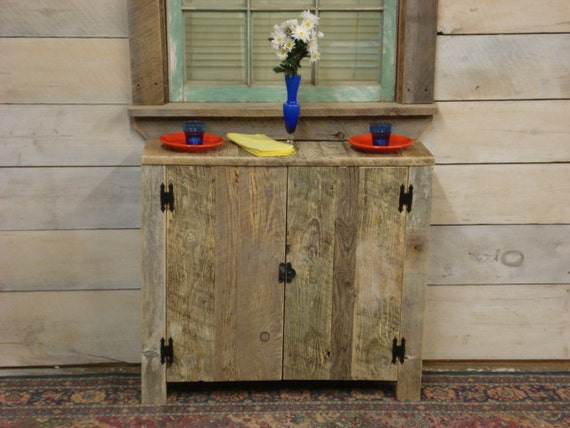 Driftwood Cabinet 24 X 10 X 24 HCustom | Etsy