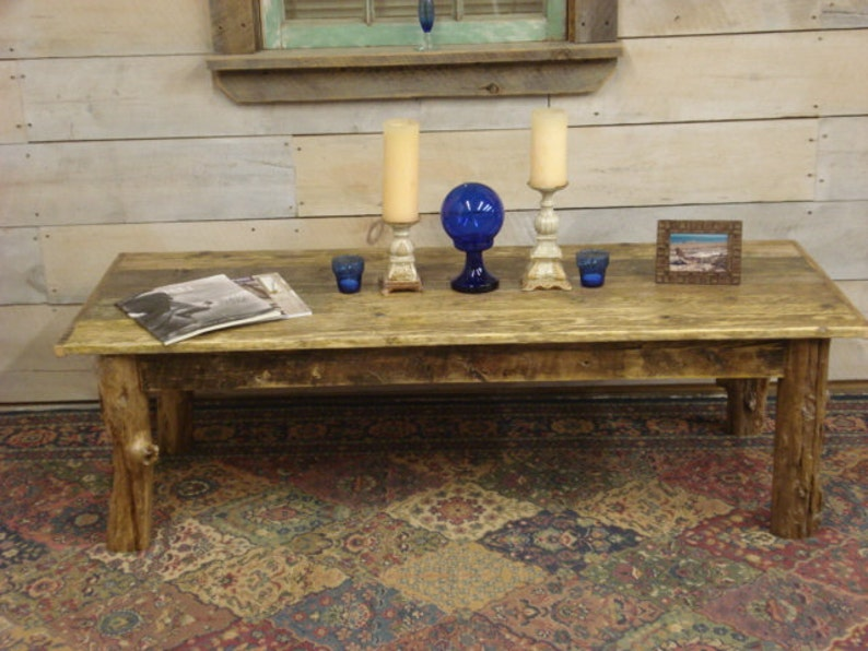 24 X 24 Coffee Table.Driftwood Coffee Table 60 X 24 X 16 20 H Order With Or Without Bottom Shelf