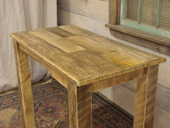 Rustic Dining Room Table Counter Height Table Farmhouse Etsy - Custom counter height table