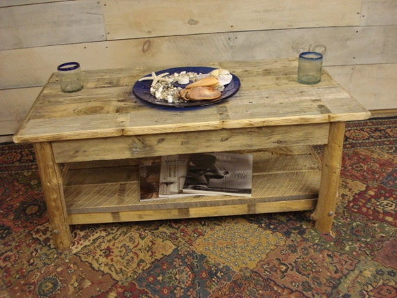 Driftwood Coffee Table Rustic Coffee Table 42 X 22 X 16 20 H