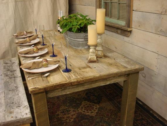 Driftwood Table Beach House Table 84L X 30W X 30 | Etsy