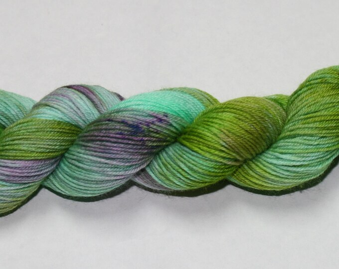Lucky Charm Hand Dyed Sock Yarn