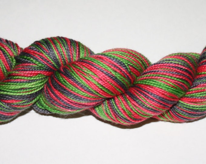Mean One Self - Striping Hand Dyed Sock Yarn