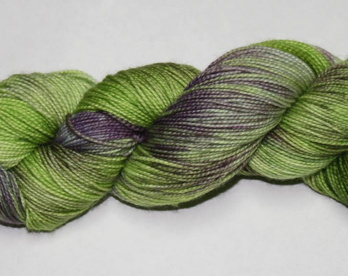 Heathered Moor Hand Dyed Sock Yarn