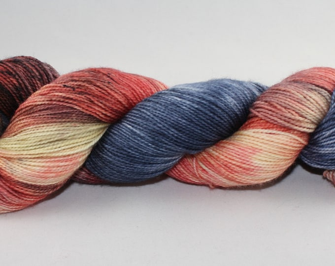 Marsh Girl Hand Dyed Yarn
