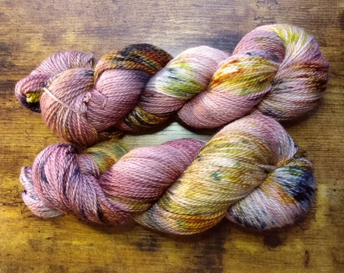 Ready to Ship - Sweater Weather Hand Dyed Yarn