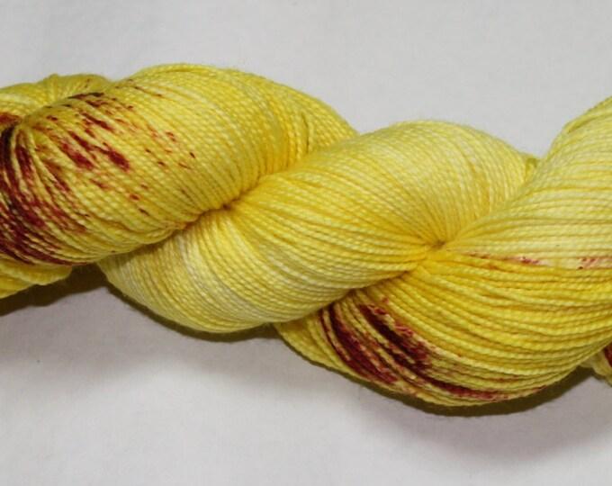 Xenophilius Hand Dyed Sock Yarn