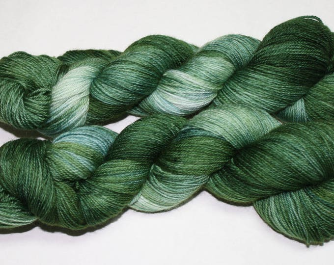 Ready to Ship - Fairy Hill Hand Dyed Sock Yarn - Sport Sock