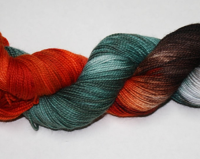 Surrender Hand Dyed Sock Yarn