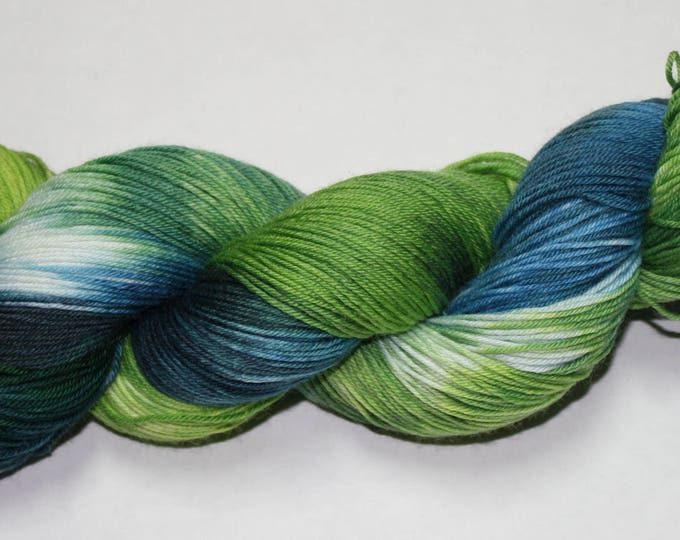 Selkie Island Hand Dyed Yarn