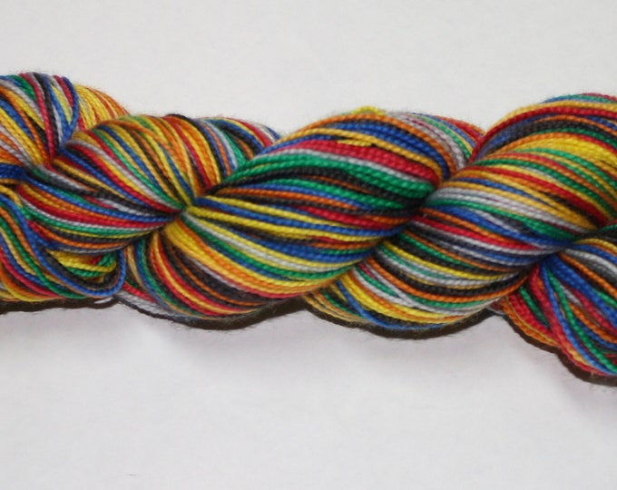 Ready to Ship - House Unity Self Striping Sock Yarn - Twist Sock
