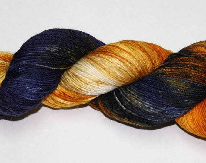 Ready to Ship - Master Raymond Hand Dyed Sock Yarn - Superwash Worsted