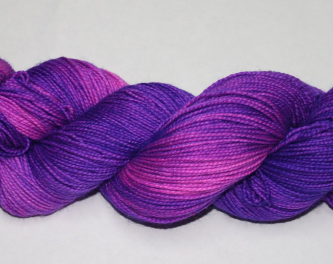 Ready to Ship - Knight Bus Hand Dyed Sock Yarn - Sport Sock
