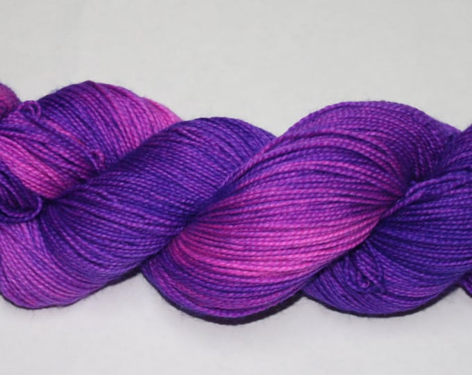Knight Bus Hand Dyed Yarn