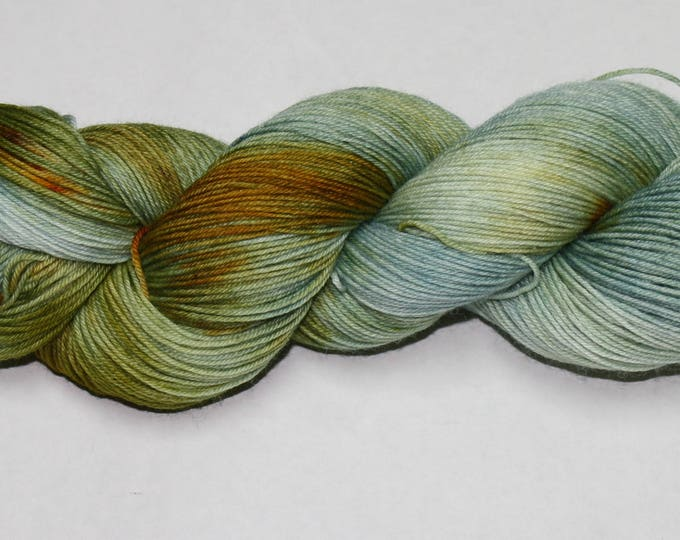 Ready to Ship - Louise Hand Dyed Sock Yarn - Sport Sock