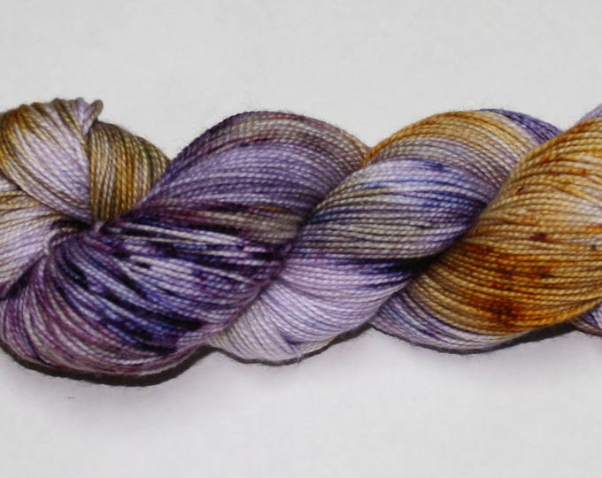 Sugar Plum Fairy Hand Dyed Sock Yarn