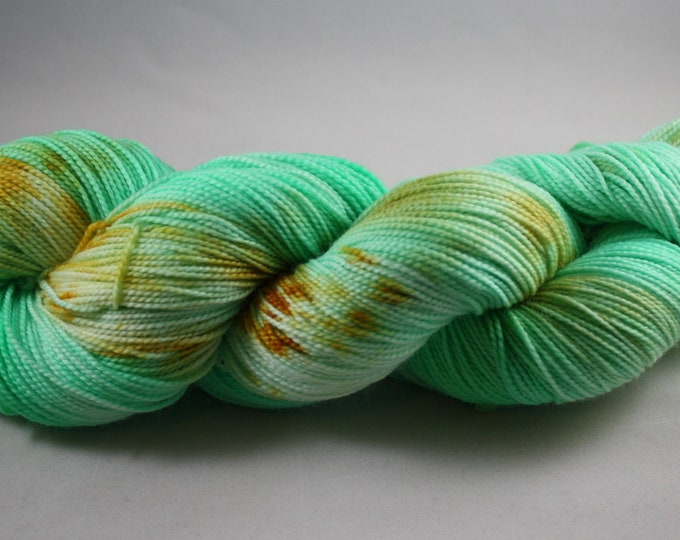 Owl Post Hand Dyed Sock Yarn